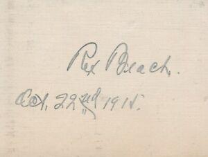 Rex-Beach-Signature-of-the-American-Writer