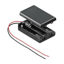 W307 - 2 Stück Batteriehalter 3x Micro AAA Batterien Batteriefach geschlossen