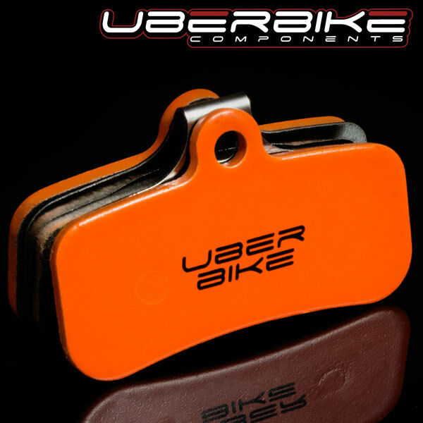 Uberbike  Shimano ZEE M640 Kev Disc Brake Pads - 4 Pairs  100% fit guarantee