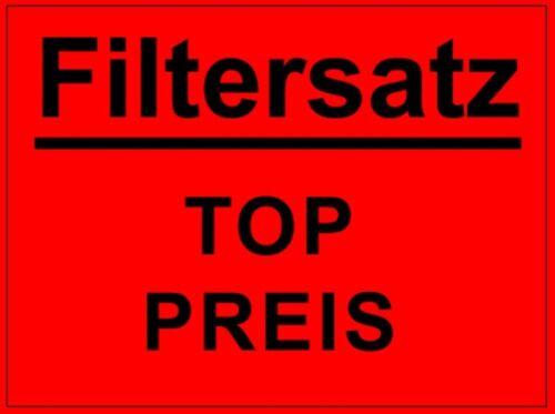 NUR BENZIN LUFTFILTER T27 TOYOTA AVENSIS POLLENFILTER