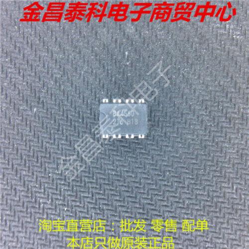 10pcs BA4560 4560 DIP-8 Dual high slew rate operational amplifier