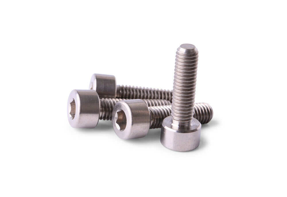 MroMax M5 Wing Nuts Zinc Plated Fasteners Parts Hurrican Screws Cymbals Butterfly Nut Silver Tone 20pcs