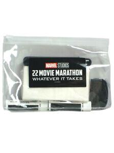Details about Marvel Studios 22 Movie Marathon Survival Kit Promotional  Cinematic Universe