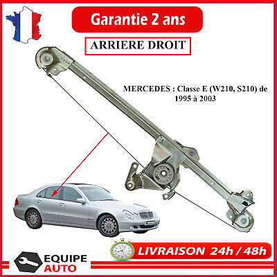 Mercedes E Classe W210 S210 E Lève Vitre Kit De Réparation Arrière droit