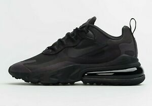 Nike-W-Air-Max-270-React-Black-Multi-Size-US-Womens-Athletic-Running-Shoes