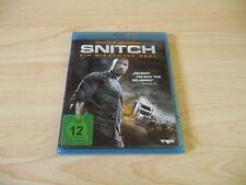 Blu Ray Snitch - Ein riskanter Deal - 2013 - Dwayne Johnson