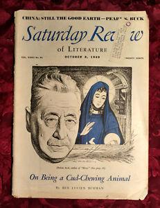 Saturday-Review-October-8-1949-PEARL-BUCK-SHOLEM-ASCH