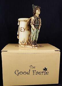 Mint in Box Adam Binder Harmony Kingdom Good Faerie  Smaclic Honey Pot Fairy - WORCESTERSHIRE, United Kingdom - Mint in Box Adam Binder Harmony Kingdom Good Faerie  Smaclic Honey Pot Fairy - WORCESTERSHIRE, United Kingdom