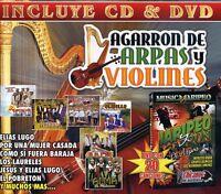 Hermanos Rubio / Her - Agarron De Arpas Y Violines [new Cd] Bonus Dvd