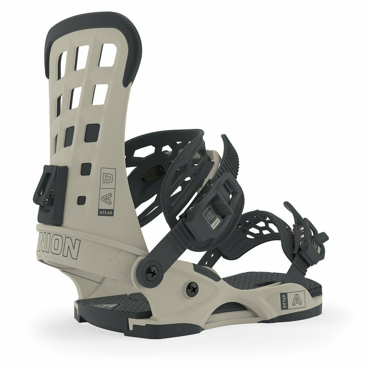 Union --Atlas2020 --mannens Snowboard BindingsBot