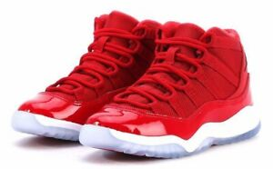 detailed look 814e6 7bb3b Details about Nike Air Jordan XI Retro Gym Red