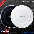 Qi WIRELESS Charger CHARGING  Charge PAD Q1 Samsung Phones OEM BLACK / WHITE