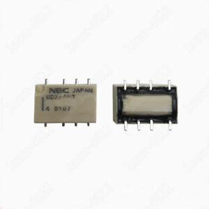5pcs new  NEC relay EB2-4N3 10 pin