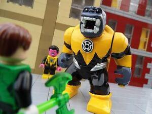 Choose Your Own CUSTOM Lego Big Fig Hulk Figure, Name It And I'll Make It!