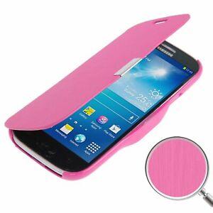 Etui-Housse-Coque-pour-Telephone-Portable-Samsung-Galaxy-S4-Mini-i9195-Brosse