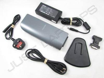 PSU New Retail Targus USB 2.0 Docking Station Port Replicator w// RS232 Serial