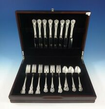 Old Master Towle by Sterling Silver Flatware Set for 8 Service 32 Pieces