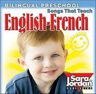 Bilingual Preschool English-french 9781553860761 by Marie-france Marcie CD