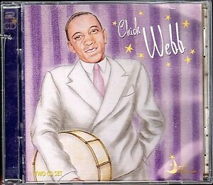 Chick-Webb-2-CD-Set-Very-Good-Condition-Fast-1st-Class-Mail