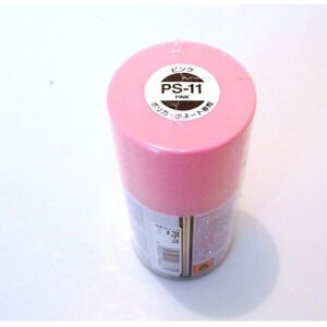 Image Is Loading Tamiya Ps 11 Pink R C Spray Paint For