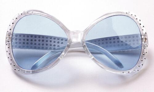 Silver années 70 qui est chaude Lunettes pop rock star Elton John Teen à taille adulte
