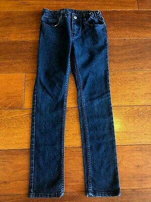 NWT Gymboree Girls Adjustable Waist Denim Jeans Pants NEW