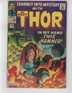Journey-Into-Mystery-120-Silver-Age-Marvel-Comic-Book-Loki-VG