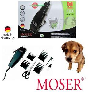 Red-perros-Esquiladora-de-Moser-para-pequenos-HUNDE-tierschermaschine-40039