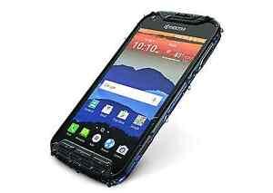 kyocera duraforce pro - 32gb - e6820 black (at&t) rugged phone