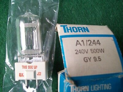 OLD STOCK THORN A1//249 240V 300W PROJECTION LAMP//BULB NEW