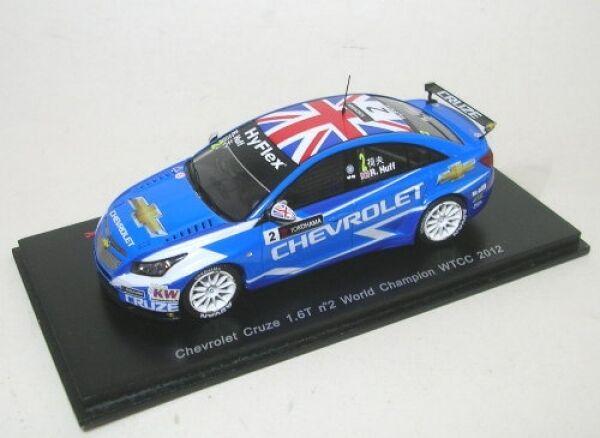 Chevrolet Cruze 1.6T no. no. no. 2 World Champion WTCC 2012 2ea28d