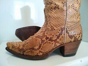 Botas-Cowboy-Sendra-Piton-Mujer-Talla-Europe-36