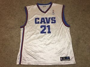 7f34815a87b Image is loading Vintage-NBA-Cleveland-Cavaliers-Cavs-Darius-Miles -Autograph-