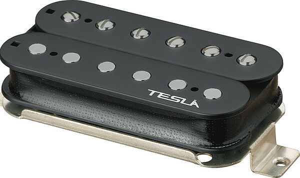 Tesla Pickup VR-Extreme Neck schwarz Tonabnehmer