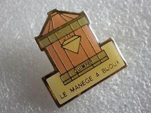 Pin-S-Vintage-Coleccionista-Pins-Coleccion-Publicidad-Manege-De-Joya-Lote-PO93