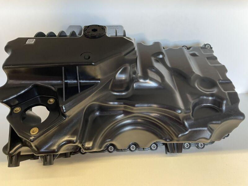 BMW engine oil pan