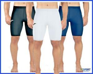 Mantello bar luce del sole  Pantaloncino Scaldamuscoli da calcio JOMA shorts corto termico sportivo per  uomo   eBay