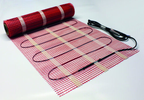 150W 1 x Underfloor Heating Mat 5 SQM