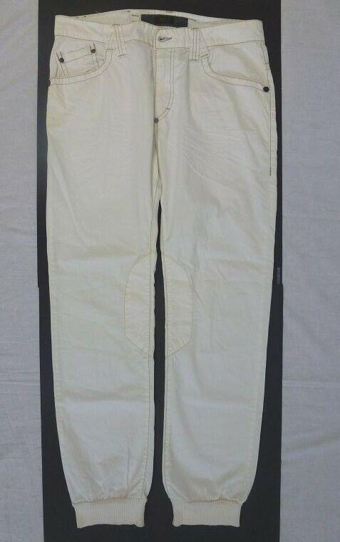 Bray Steve Alan Herren Jeans weiß Gr. 33 NEU