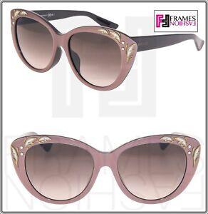 49d56465c5 GUCCI GG3828 F S Purple Mink Black Mother Of Pearl Cat Eye ...