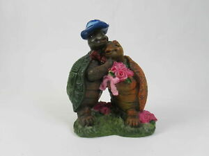 Vintage-Porcelain-Covered-Couple-Lovers-Turtle-4-Home-Decoration