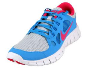 New Nike ragazza blu Trainer Snekaer Free rosa per 38 5 5 femminile Gs Gr 0 qrwrtBOP