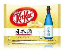 Nestle japanese kit kat chocolate sake flavors 12pcs from Japan