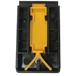 iSpace-Stanley-Part-1603Y-1-Top-Plastic-Insert-Sliding-wardrobe-door-spares