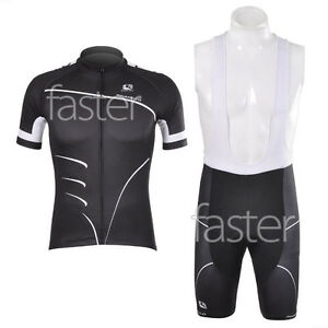 b68099d88 NEW 2012 CYCLING WEAR SHORT SLEEVE JERSEY SHORT BIB COMBO PROTECTION ...