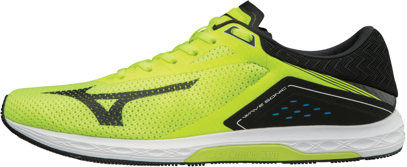 Wave Sonic Mens Running shoes - Yellow