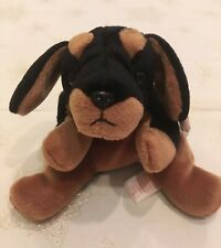 f12985a81f8 item 3 ty Beanie Babies - DOBY THE DOBERMAN - Retired 1996 - With tags and  protector. -ty Beanie Babies - DOBY THE DOBERMAN - Retired 1996 - With tags  and ...