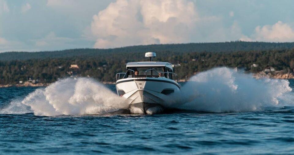 Nordkapp Gran Coupe 905, Motorbåd, årg. 2021