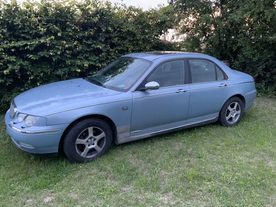 Rover 75, 2,5 V6, Benzin