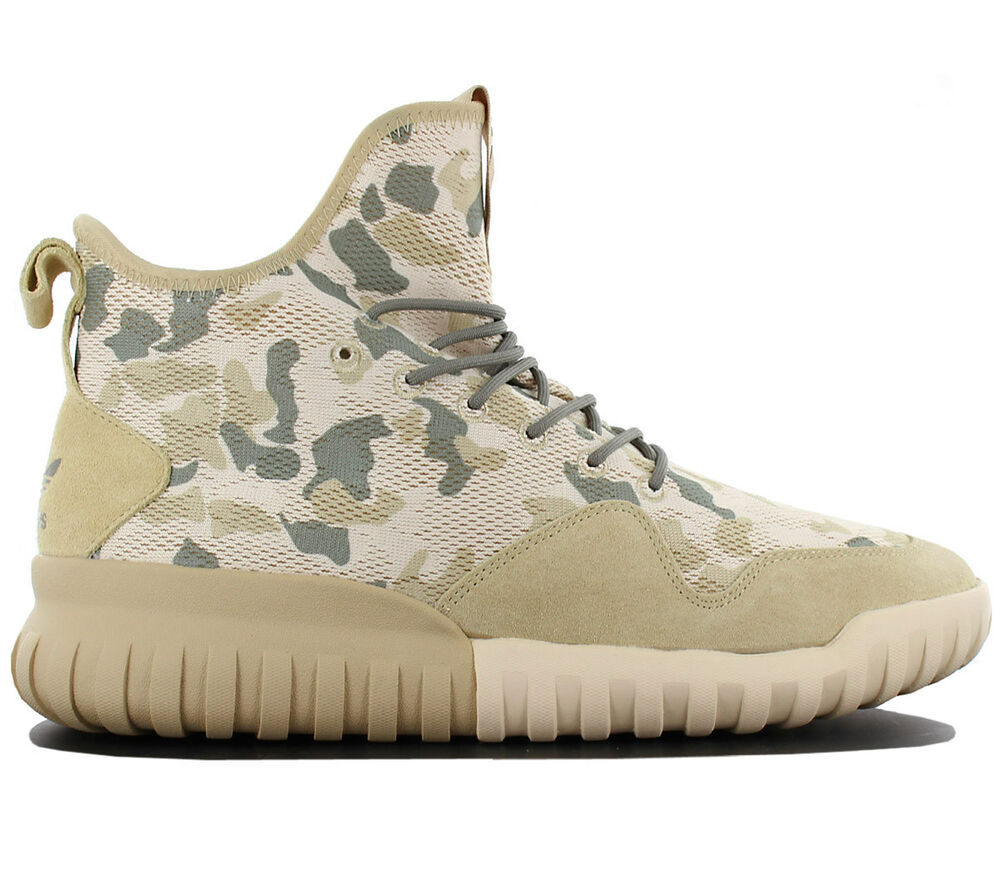 Adidas Originals Tubular x Uncgd Uncaged Baskets Gris Camouflage BB8402-